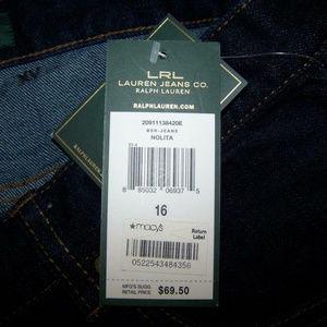 Ralph Lauren Skirts - LRL Ralph Lauren Jeans Co Skirt Stretch Straight